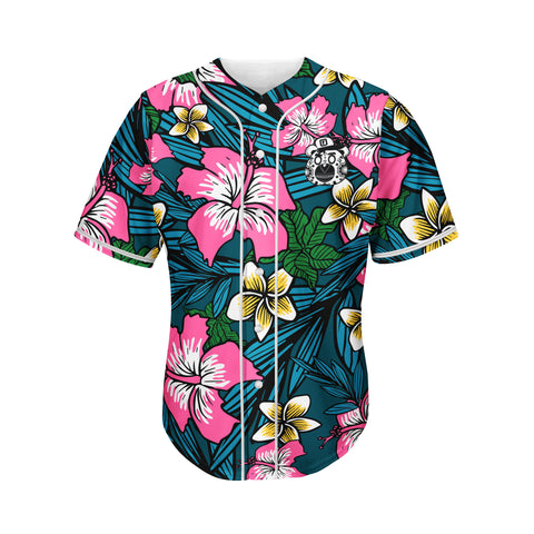 hawaiian Baseball Jersey