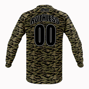 Tiger Stripe Camo Breeze Jersey - Ruthless Paintball Products