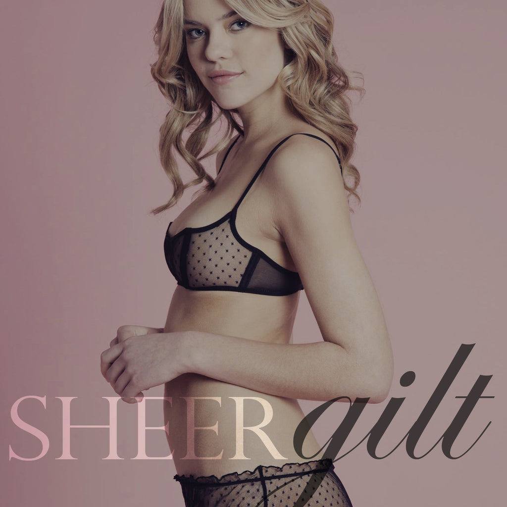 The Lingerie Journal | Sheergilt