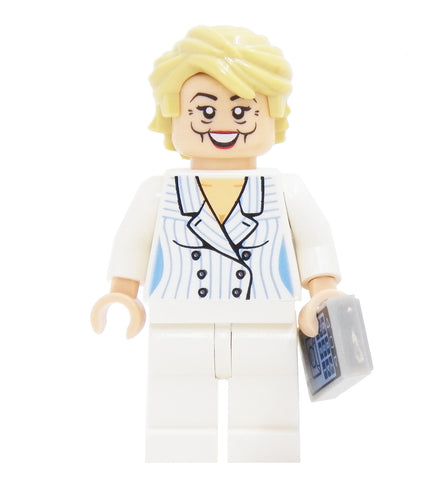 Madam Secretary - miniBIGS Custom Minifigure