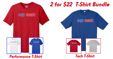 2 for $22 T-Shirt Bundle