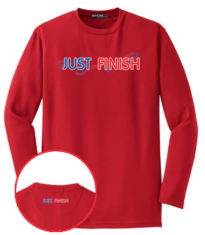 Adult Long Sleeve Dri-Mesh Tech Tee
