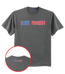 Adult Short Sleeve Dri-Mesh Tech Tee
