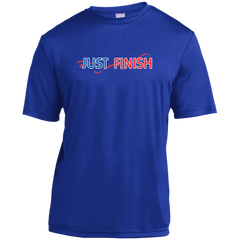 Youth Just Finish Performance T-Shirt