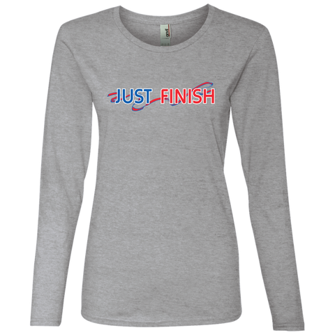 Ladies' Classic Just Finish Lightweight Long Sleeve T-Shirt