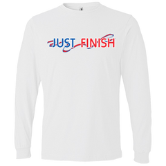 Classic Just Finish Long Sleeve T-Shirt