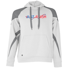 Just Finish Colorblock Hoodie