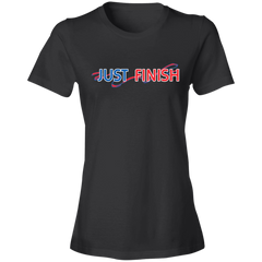 Ladies' Classic Just Finish T-Shirt