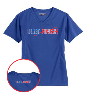 Ladies Short Sleeve Dri-Mesh V-Neck Tech Tee