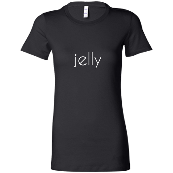 Bestie Best Friend Jelly T-Shirt