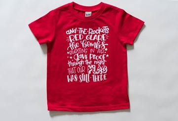 bcbcc0a8 Star Spangled banner shirt, kids patriotic shirt, fourth of July outfit,  4th of July boy, 4th of July girl, red white and blue, tee, tshirt