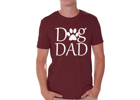 bbd2b017 Dad Shirt Dog Dad T Shirt Father Shirt Fathers Day Gift Pet Lover Shir –  The Smiling Owl
