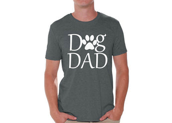 Dad Shirt Dog Dad T Shirt Father Shirt Fathers Day Gift Pet Lover Shirt Dog Lover Gift For Him Dad Gifts from Daughter Gifts from Son
