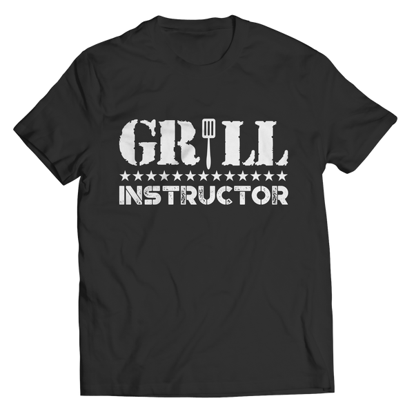 Limited Edition - Grill Instructor