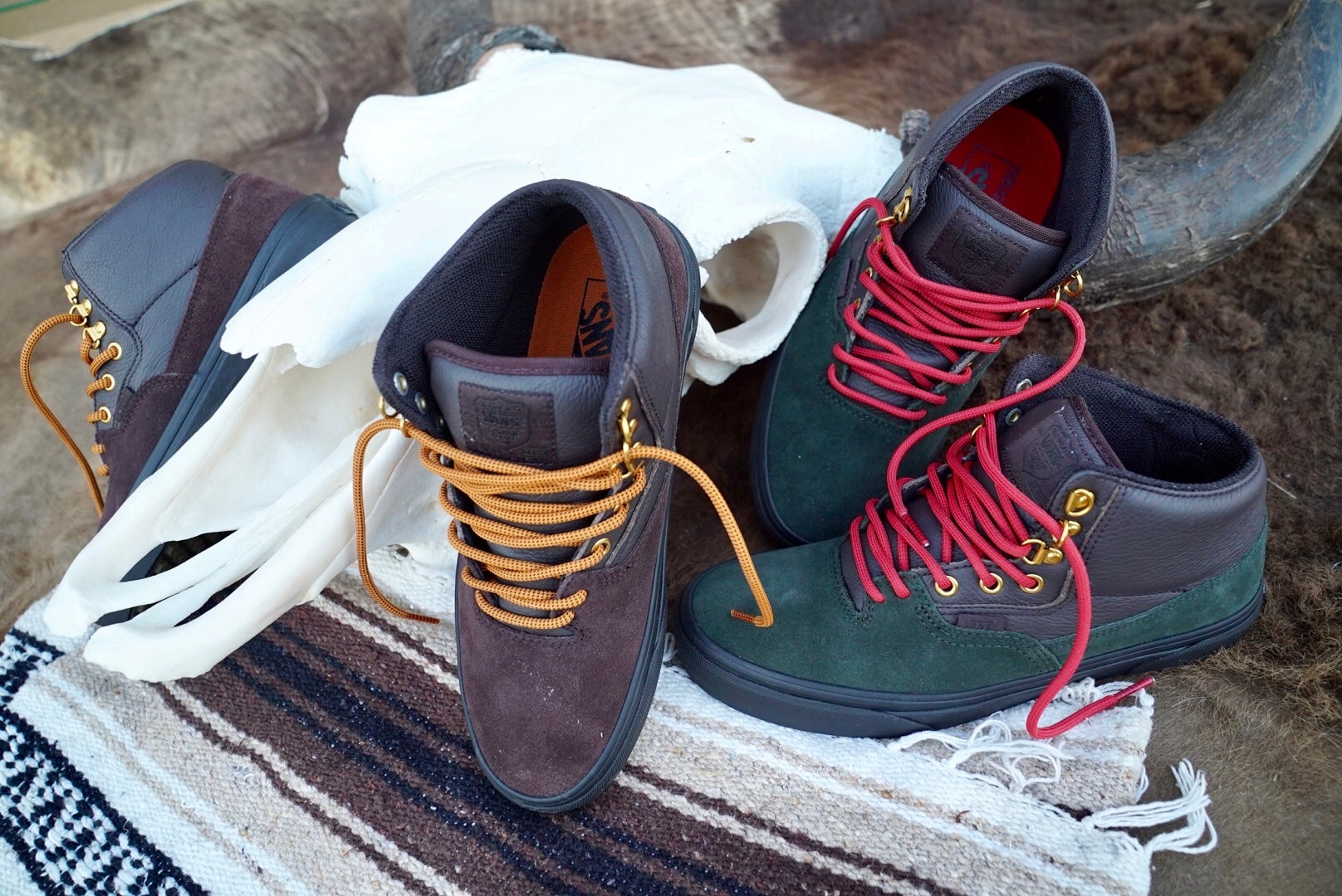 VANS X CIVILWARE - BUFFALO TRAIL BOOT