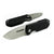 Pointer II Friction Folder - Black
