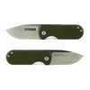 Pointer II Friction Folder - OD Green