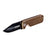 Clipper Folding Knife</br>Bronze DLC