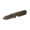 Civilware's Striker Folding Knife in OD Green - a minimalist knife, great as an everyday carry.