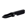 Civilware's Striker Folding Knife in black - a minimalist knife, great as an everyday carry.