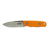 Packer Fixed Blade - Orange