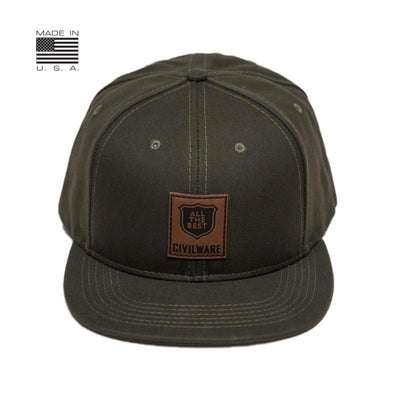 Service Hat - Olive