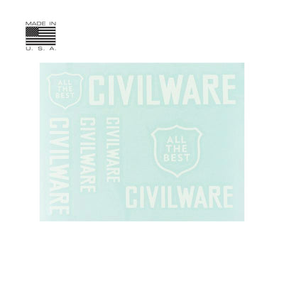 CIVILWARE DECAL PACK