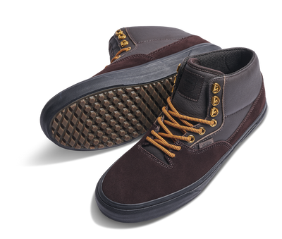 Vans X Civilware Buffalo Trail Boot - Brown/Black