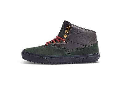 Vans X Civilware Buffalo Trail Boot - Forest/Brown