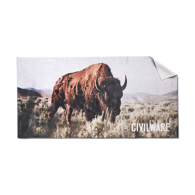 BISON TOWEL - 2