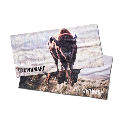 BISON TOWEL - 2 PACK