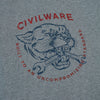Wildcat Tee - Graphite Heather