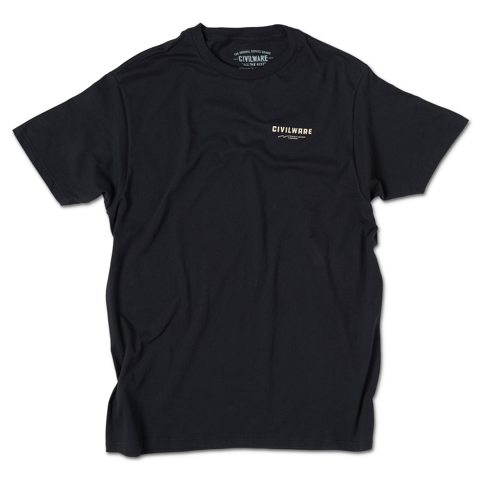 Striker Tee - Black