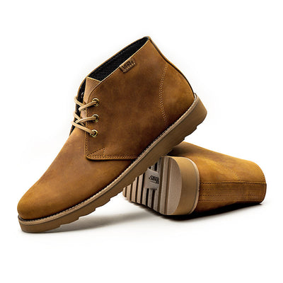 Vans X Civilware Desert Chukka Boot - Brown