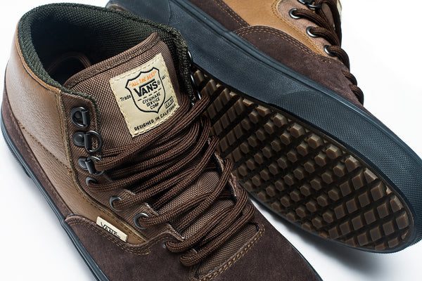 6242ce07c0a78f Vans X Civilware Service Boot - Civilware® All The Best®