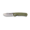 Puncher Folding Knife - OD Green