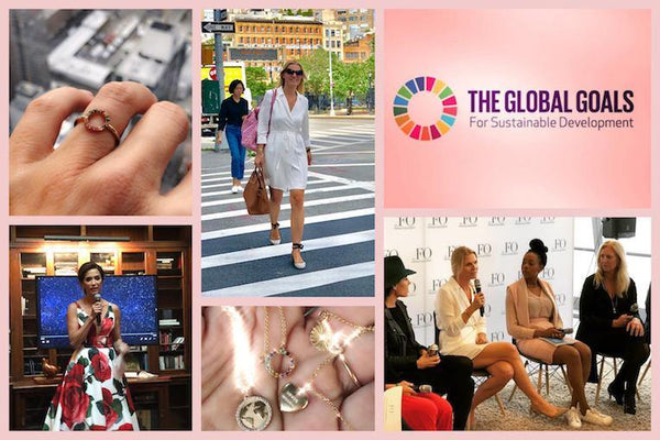 Pictures From Global Goals Week! | With Love Darling