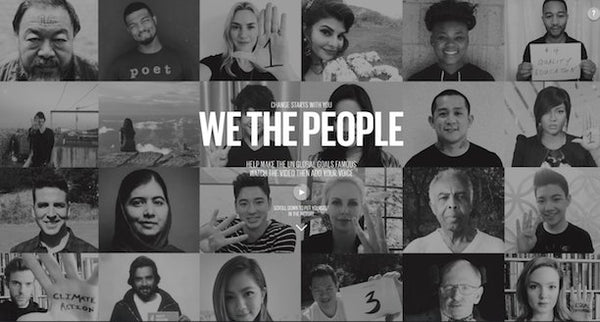 We The People | With Love Darling