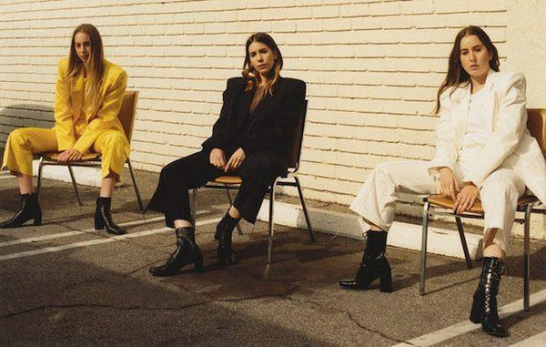 "What We're Listening To: Haim's ""Hallelujah"" 