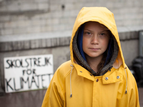 Women's Wednesday: Greta Thunberg | With Love Darling