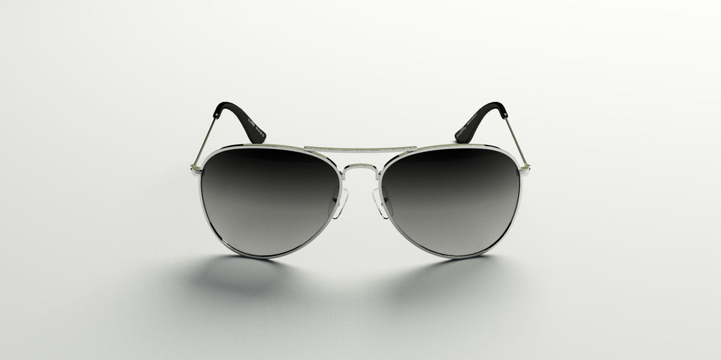 skyHIGH / Need For Speed Shiny Gunmetal with Grey Gradient Lens
