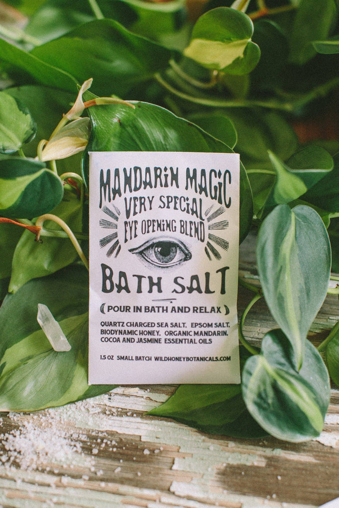 Mandarin Magic Bath Salt