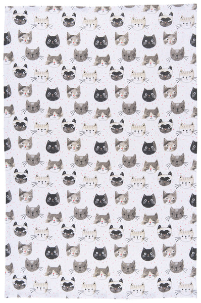 Cats' Meow Dishtowel