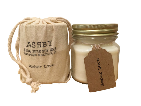 Ashby Candle - Amber Love