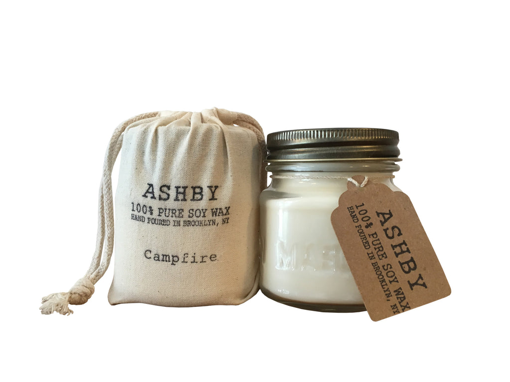 Ashby Candle - Campfire