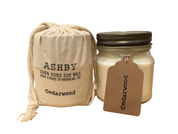 Ashby Candle - Cedarwood
