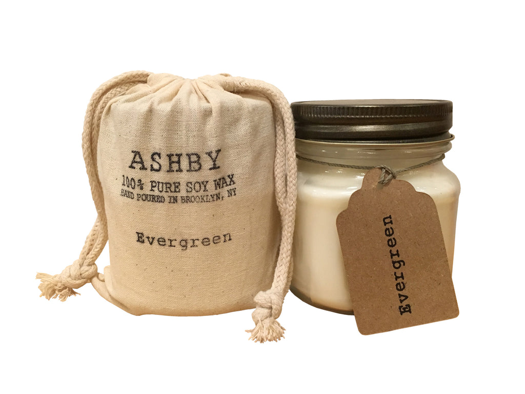 Ashby Candle - Evergreen