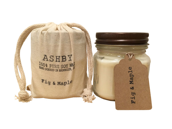 Ashby Candle - Fig and Maple