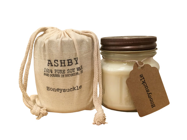 Ashby Candle - Honeysuckle