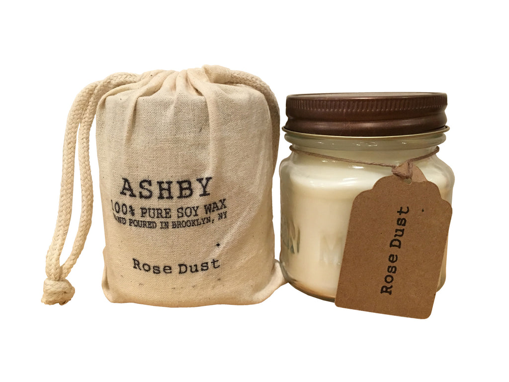 Ashby Candle - Rose Dust